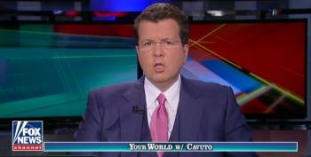 Panicked About His Tax Cut, Neil Cavuto Tells Trump To Stop Tweeting Insults