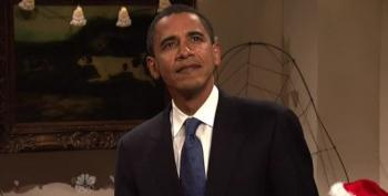 Open Thread - That Halloween Senator Obama Was On SNL