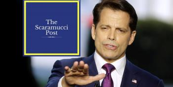 WTF? Scaramucci's New Media Venture Goes Into Full Holocaust Denial