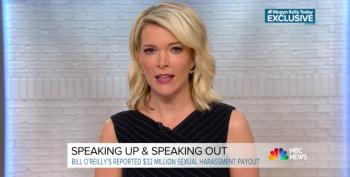 Megyn Kelly Goes Ballistic, Calls Out Fox News Over O'Reilly