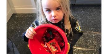 Trump, Jr. Schooled After Terrible Halloween Candy Socialism Tweet