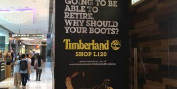 Open Thread - Worst Boot Ad Ever?