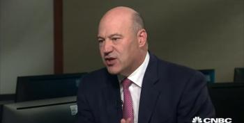 Gary Cohn: 'Most Excited Group' About Tax Plan Are Big Corporate CEOs!