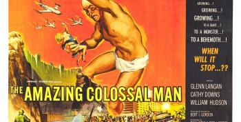 C&L's Sat Nite Chiller Theater: The Amazing Colossal Man (1957)