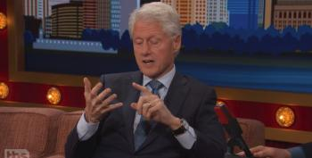 Bill Clinton Warns About The 'Dictators Club' That Wants To Undermine Democracy