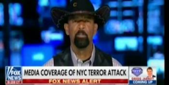 David Clarke: CNN, MSNBC, NY Times, WaPo, And HuffPost Are 'Terrorist Sympathizers'