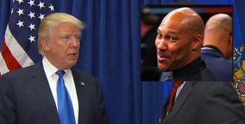 Donald Trump Freaks Out At LaVar Ball: 'IT WAS ME'  Who Saved Your Son