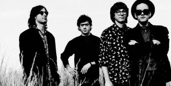 C&L's Late Nite Music Club With R.E.M.