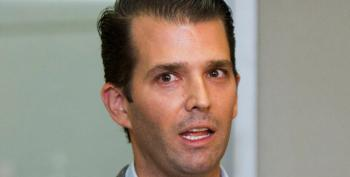 Don Jr. Has A Sadz About All The Meanies Dissing His Socialism Tweet