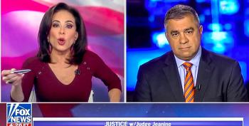 Judge Jeanine On Moore: 'I Spent My Life Going After Sexual Predators... But Let's Hope It's Not True'