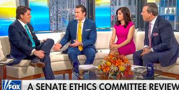 Fox Host Stuns 'Fox & Friends' By Saying Roy Moore Should 'Never Be Seated'