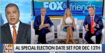 'At Any Cost?' Fox Host Dazes Citizens United President For Saying Roy Moore 'Has To Win'