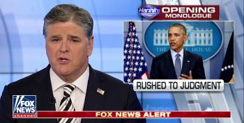 Sean Hannity Defends Roy Moore After Report He Molested A 14 Year-Old
