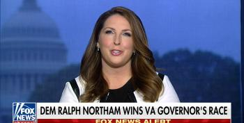 RNC Chair McDaniel: 'I Think We're In A Better Position Than We've Ever Been' For Midterms