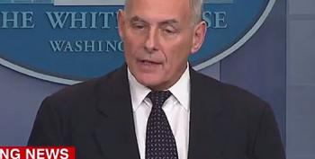 Gen. Kelly Pressured Acting DHS To Kick Out Thousands Of Honduran Immigrants