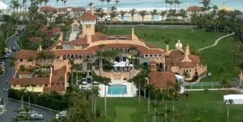 Trump Heads To Mar-a-Lago For Eighth Time