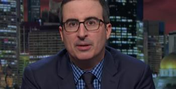 John Oliver Video Of Charlie Rose Is Extra Creepy Now