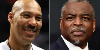 Trump Fans Confuse LeVar Burton With LaVar Ball