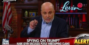Hannity Pal Mark Levin To Get A Weekend Show On Fox News