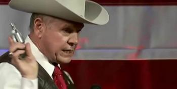 Roy Moore Is Nuts: He'd Eliminate Constitutional Amendments Passed 100 Years Ago