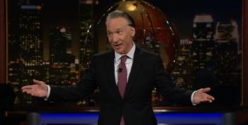 Maher Whacks GOP After Moore Scandal: We Arrest Our Alleged Rapists -- They Elect Them