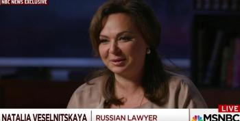 Russian Lawyer: Trump Jr. Hinted At Quid Pro Quo For Clinton Dirt