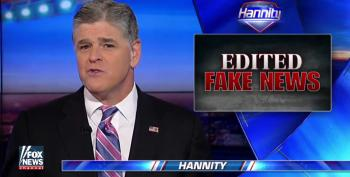 Hannity Flips Out At CNN Over Report On Advertisers Boycotting Him