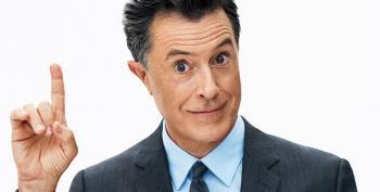 Open Thread - Stephen Colbert's Week In Review