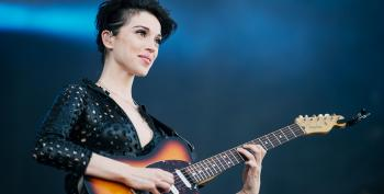 C&L's Late Nite Music Club With St. Vincent
