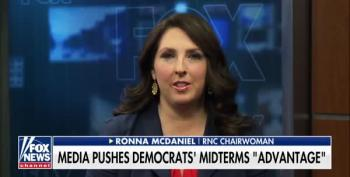 Ronna Romney McDaniel: 'The Base Of Our Party Is So Pleased' With Trump
