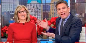 Bill Weir Offers Rescue To Hostages In Fox News 'Bubble': 'Blink Twice If You Need Us To Tunnel You Out'