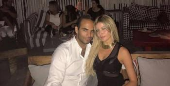 'He Wasn't A Coffee Boy!' - George Papadopoulis's Fiancee Defends Her Man