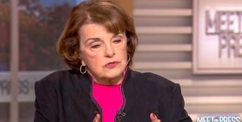 'That's Obstruction Of Justice': Feinstein Says Senate Committee Building Obstruction Case Against Trump