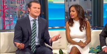 'Do It For The Kids': Fox's Pete Hegseth Offers Bizarre Defense Of Roy Moore