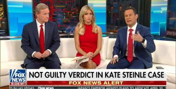 Fox & Friends Urge Trump 'Take Advantage' Of Steinle Acquittal By Building Border Wall