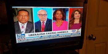 Open Thread - Tonight On Fox (Not A Photoshop!)