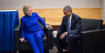 Sorry, Donald! Barack Obama And Hillary Clinton Are Most Admired In The U.S.
