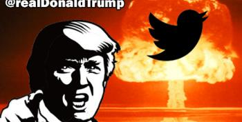 Whose Duty Is It To Stop A Trump Nuclear Tweet?