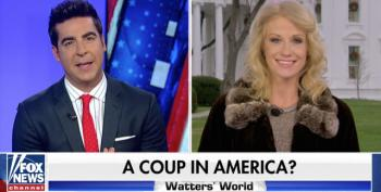 Fox News Runs Claim That FBI Mounting Anti-Trump 'Coup'