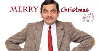 Open Thread - Mr. Bean's Nativity