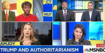 MSNBC Guest Sarah Kendzior: 'Hysterical Is Just A Word People Use To Describe Women Who Speak A Plain Truth'