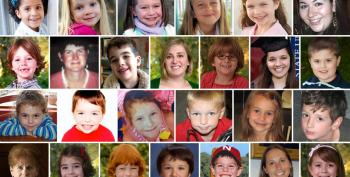 Happy Sandy Hook Anniversary, NRA!