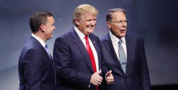 Email Shows NRA Link To Plan For 'Back-Channel Meeting Between Trump And Putin' During Campaign
