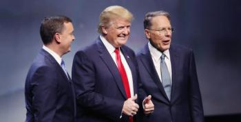 2017 Crookie Awards: The NRA For Serving As Trump Propaganda Arm