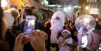 City Of Nazareth Cancels Christmas Because Of Donald Trump