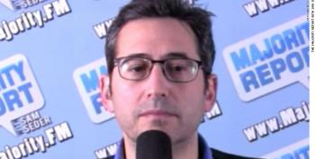 After Progressive Uproar, MSNBC Offers To Re-Hire Sam Seder