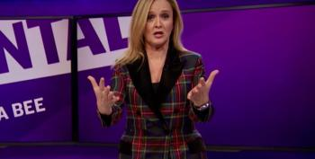 WATCH:  Samantha Bee Celebrates Conor Lamb's Win