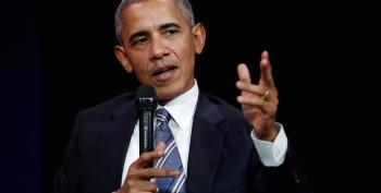 Obama Warns Against Nativist Trends Parallel To Hitler's Rise