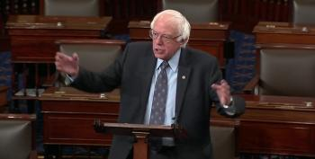Bernie Sanders Draws A Line: No DREAM, No CHIP, No Budget Deal