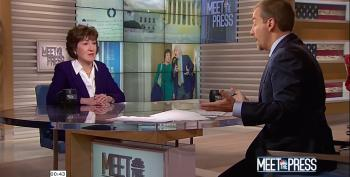 Chuck Todd Grills Sen. Collins: 'Where's The Evidence' Tax Cuts Will Cut Deficit? 'It Doesn't Exist'